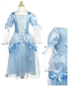 GIRLS DISNEY PRINCESS AURORA SPARKLE SHOES COSTUME PLAY DRESS DG59287