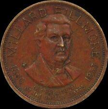 Millard Fillmore 13th President Token Medal Coin Commemorative