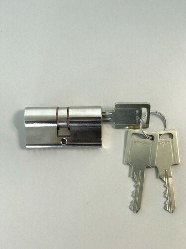 ABUS C83N 30//30  inkl 3 Schlüssel Profilzylinder Tür Zylinder Schloss Türschloss