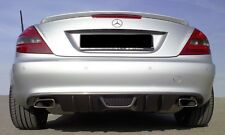 Mercedes R171 SLK Rear Diffuser Body Styling Body Kit MODELS FROM 2008