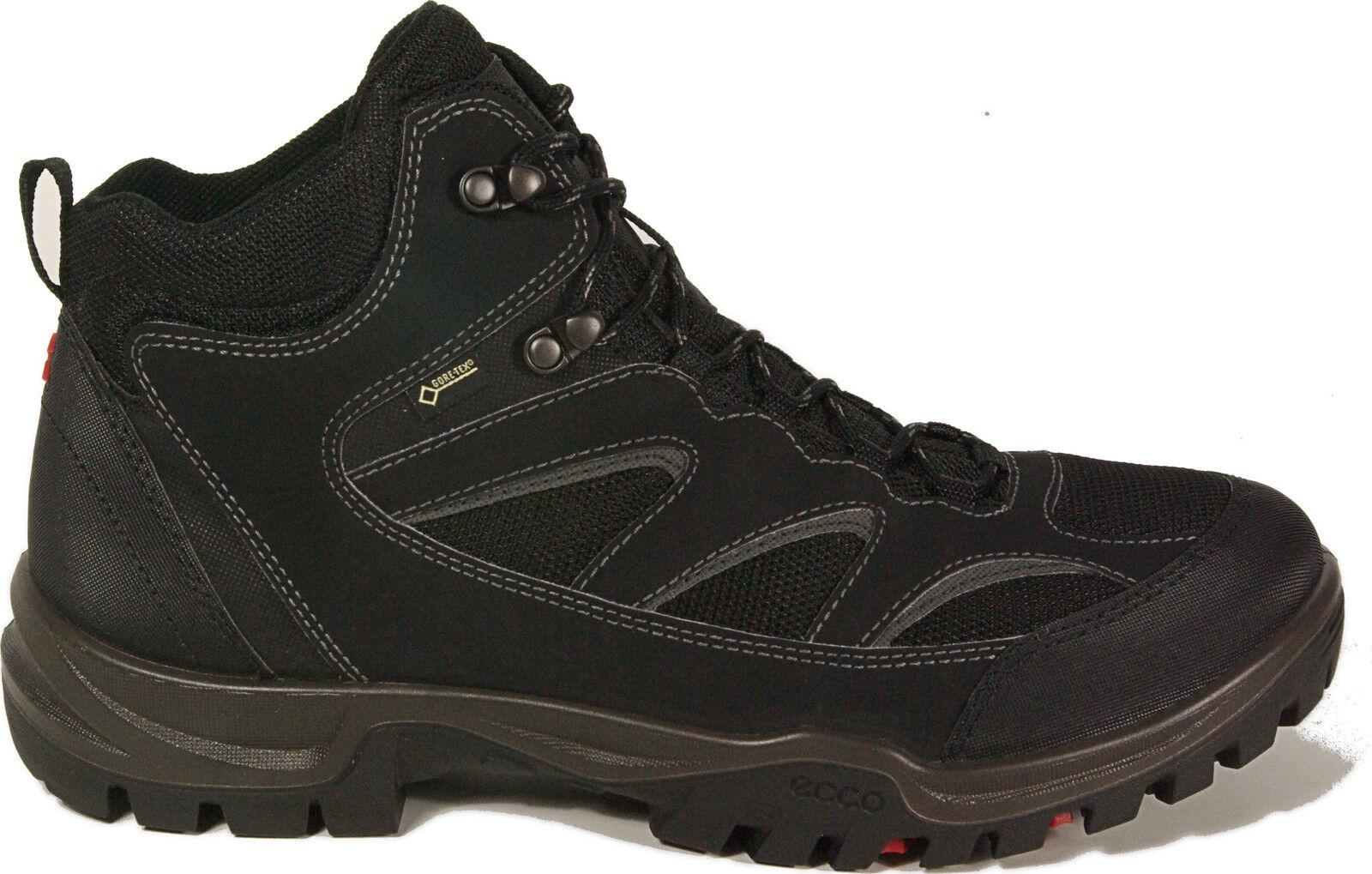 ECCO Schuhe Xpedition II Drag S mid Mid Mid Mid GTX Stiefel  Leder/Textil GORE TEX NEU 798f2c