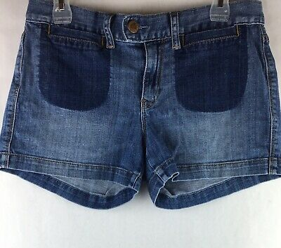 Reliable Gap Women's Size 28/6 Denim Shorts Cute 3 Inch Inseam Diversified Latest Designs Shorts Clothing, Shoes & Accessories
