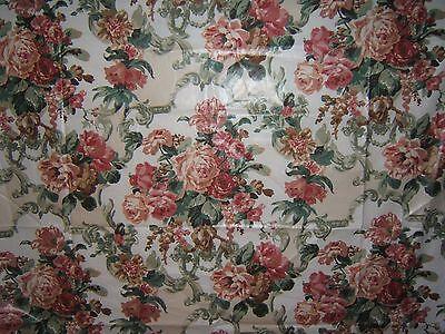 Color Vanilla BTY Various sizes Floral Malmesbury Glazed Chintz Lee Jofa