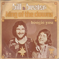 "Bill And Buster King Of The Clowns Dutch 45 7"" sgl Pic Slv Netherlands / Holland"