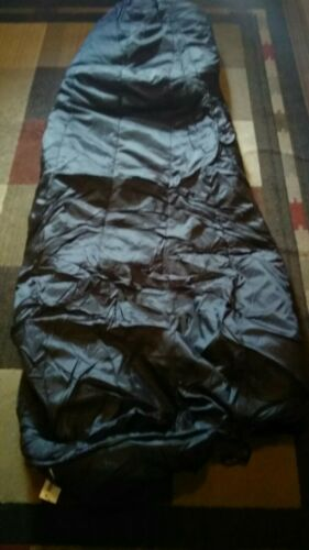 Military Surplus Army Issue Black Intermediate Cold Weather Sleeping Bag U.S