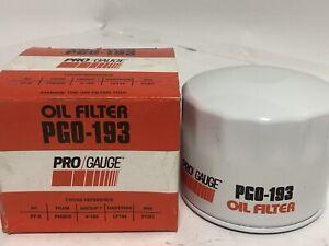 Engine Oil Filter Pro Gauge PGO193