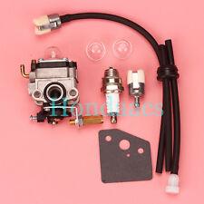 Carburetor for Echo 12300040630 Srm-2000 Srm2200 Gt22000 Fuel Filter Tune up Kit