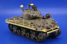 eduard 35946 1/35 M4A3 Sherman Sandbag Hull Protection detail set for Dragon