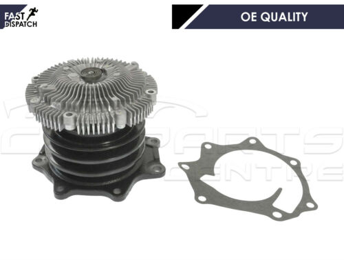 FOR NISSAN TERRANO FORD MAVERICK 2.7 D TD TD27 COOLING COOLANT WATER PUMP