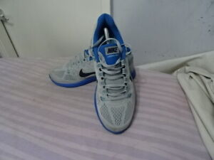 promo code 58fb0 90b34 Details about Mens Nike Lunarlon/Lunarglide 5 Leather/Textile  Trainers/Running/Shoes/Size 8.5