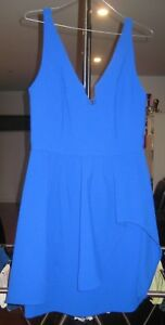 Seduce-Womens-royal-blue-dress-Size-10-Brand-new-with-tags