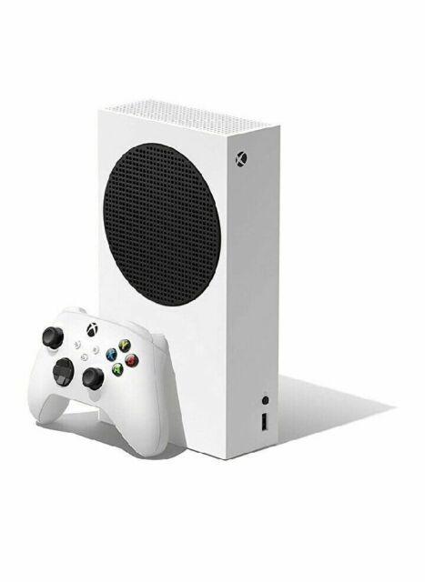 Brand NEW Microsoft Xbox Series S 512GB Video Game Console - White