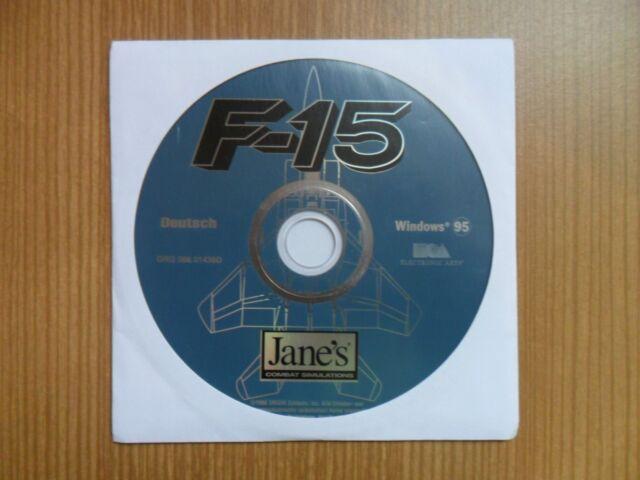 (PC) - Jane´s Combat Simulations: F-15