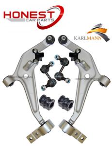 Für Nissan Xtrail T30 2000-2007 Vorderen Unteren Querlenker Waffen /& Links /& D