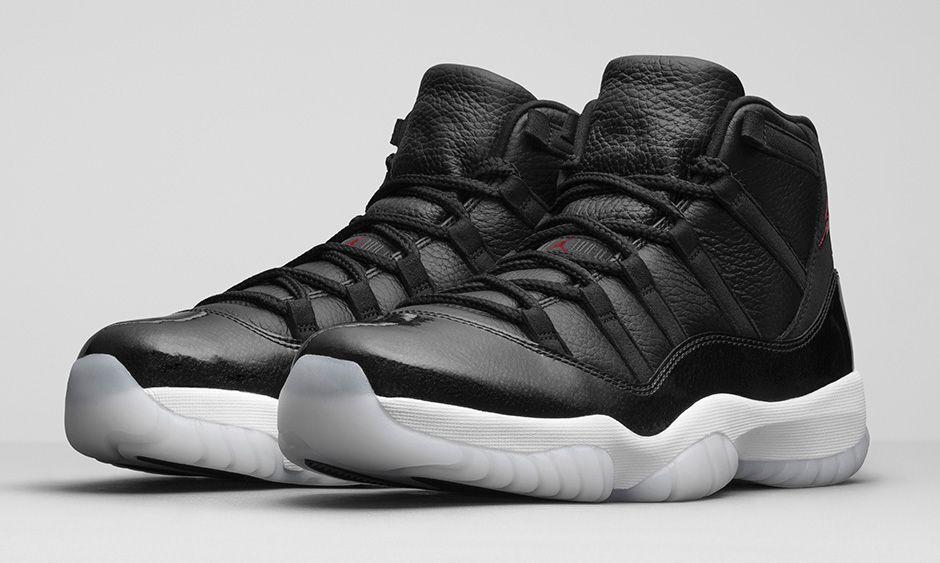 2015 Nike Air Jordan 11 XI Retro 72-10 Size 7.5. 378037-002 1 2 3 4 5 6