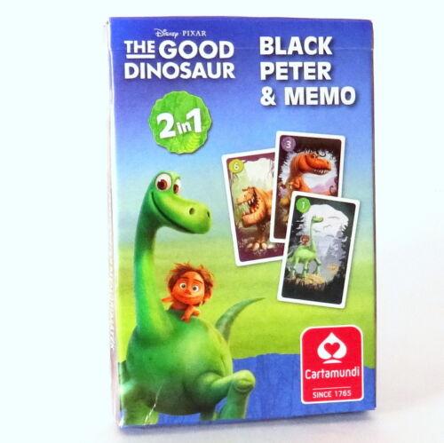 Memo Buona Dinosauro gioco giochi di carte Nero Peter karty do GRY dobry DINOSAURO