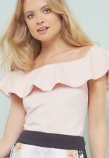 1d48bbc804beb5 item 2 Ted Baker Women s Perui Off the Shoulder Frill Det Top - Ted 2 US 6 -Ted  Baker Women s Perui Off the Shoulder Frill Det Top - Ted 2 US 6