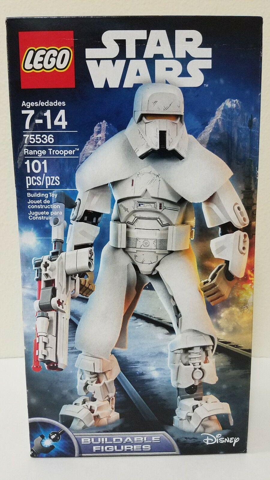 LEGO Star Wars Range Trooper™ Building Play Set 75536 NEW NIB