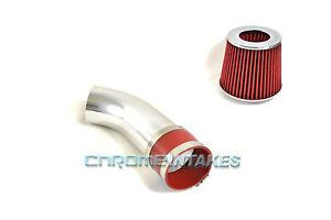 92 93 94 95 BUICK SKYLARK//ACHIEVA//GRAND AM 3.1L 3.3L V6 AIR INTAKE KIT+K/&N Red
