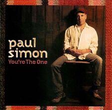 PAUL SIMON - You're the One CD ( 2000, Grammy Winner )
