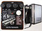 Used Electro-Harmonix EHX KEY9 Electric Piano Machine (KEY 9) Guitar Pedal!