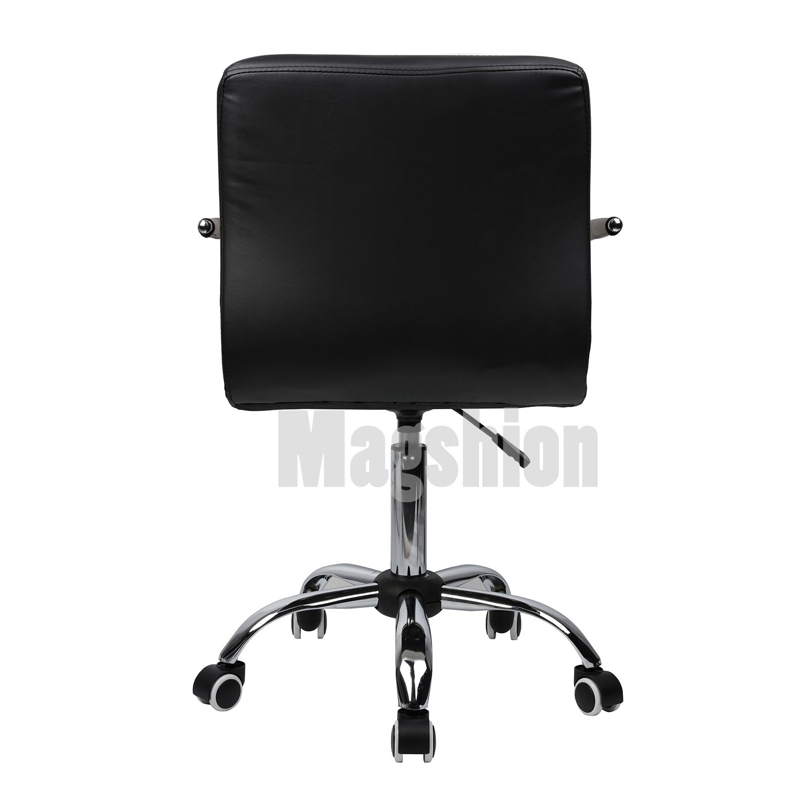 Comfort Swivel Bar Stools Chrome Home Office Computer