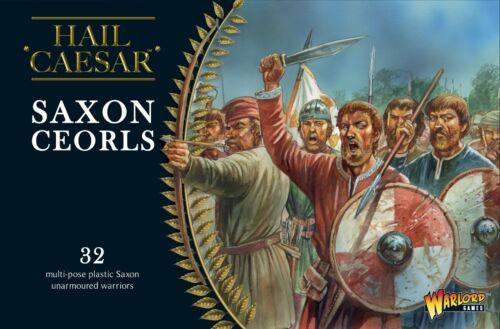 SAXON CEORLS DARK AGES HAIL CAESAR WARLORD GAMES
