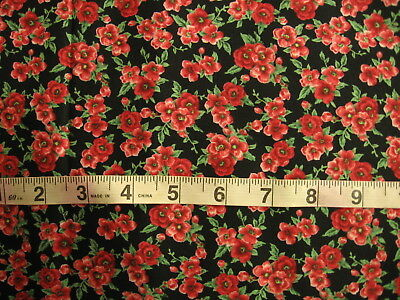 """100/% Cotton /""""All Abuzz/"""" Andover Fabrics Stripes Beehives//Birdhouses//Flowers"""