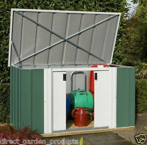 6 039 x 3 039 metal shed new - Garden Sheds 6 X 3