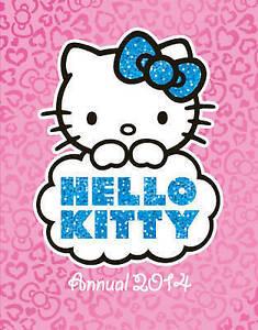 034-VERY-GOOD-034-Annual-2014-Hello-Kitty-Book