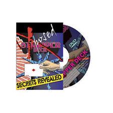 Stripper Deck DVD - Secrets - Street Magic - Giochi di Magia