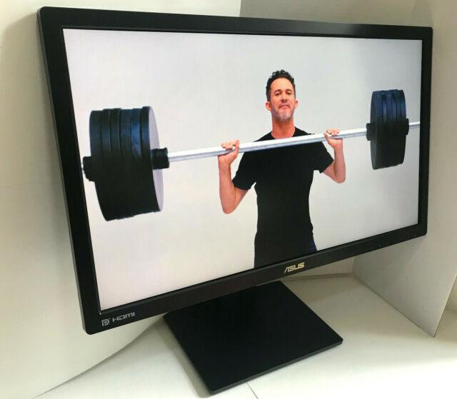 "ASUS PB278Q 27"" 2560x1440 60Hz IPS LCD WQHD Computer Monitor PC Gaming Speakers"