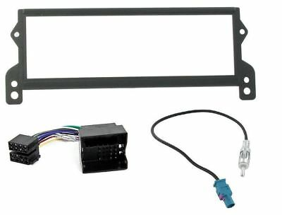 Car CD Radio Stereo Fascia Facia Fitting Kit ISO For BMW MINI ONE COOPER 01-06