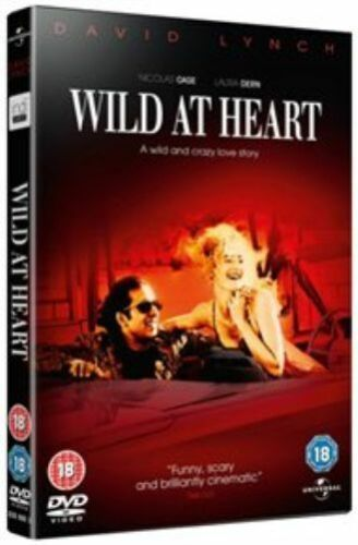 1 of 1 - WILD AT HEART (1990) (2012 RELEASE) NEW DVD