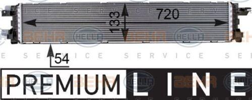 8MK 376 701-151 HELLA basse température Refroidisseur intercooler Centre