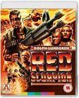 Red Scorpion 5027035012001 With Dolph Lundgren Blu-ray Region B
