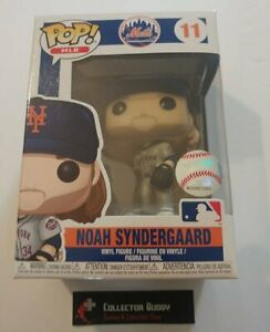 Baseball-MLB Funko POP New York Mets Noah Syndergaard Vinyl Figure