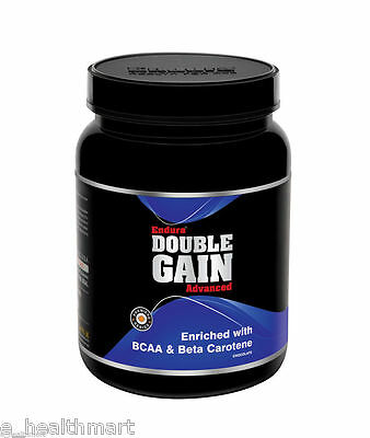 Endura Double Gain 1 Kg Choclate Flavor GTC