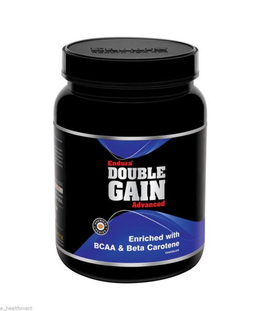 Endura Double Gain 1 Kg Choclate Flavor GTC
