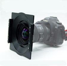 Aluminum 150mm Square Filter Holder Bracket for Sigma 12-24mm f/4.5-5.6 II Lens