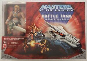 Masters Of The Univers Battle Tank Version exclusive de la Croix de Malte, He-man