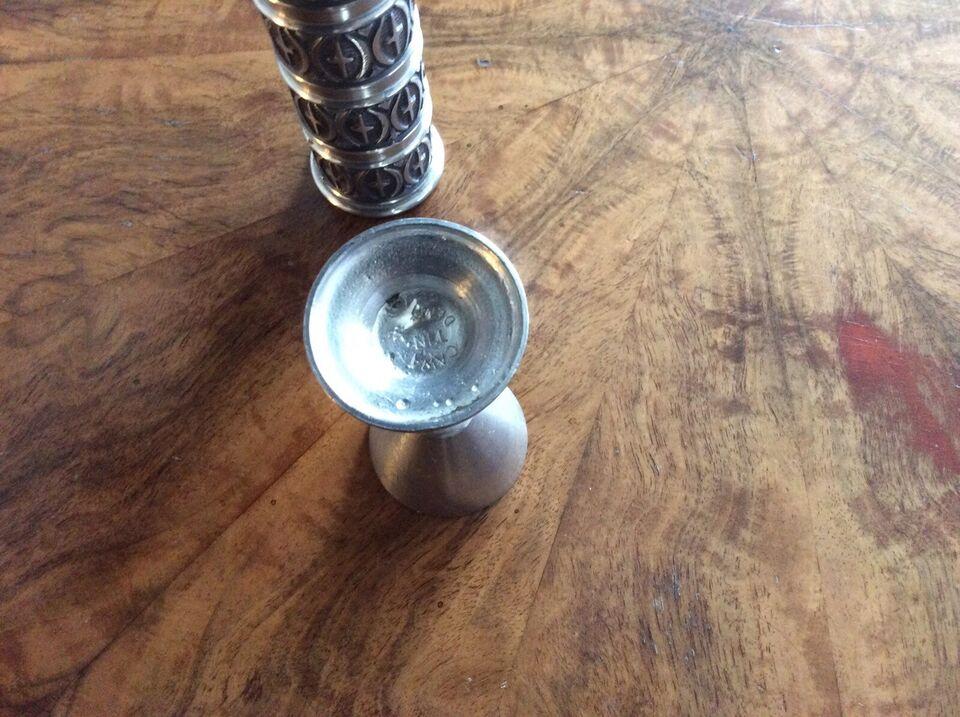 Vase, Norway 334 tin