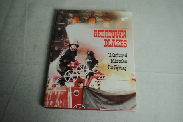 Beertown Blazes by Richard L. Nailen and James S. Haight (1982, Hardcover,...