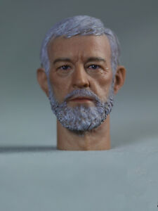 1-6-Scale-Star-Wars-Obi-Wan-Head-Sculpt-For-12-034-Hot-ZY-Toys-Phicen-Action-Figure