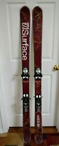 SURFACE-WATCH-LIFE-TWIN-TIP-SKIS-SIZE-170-CM-WITH-SALOMON-BINDINGS