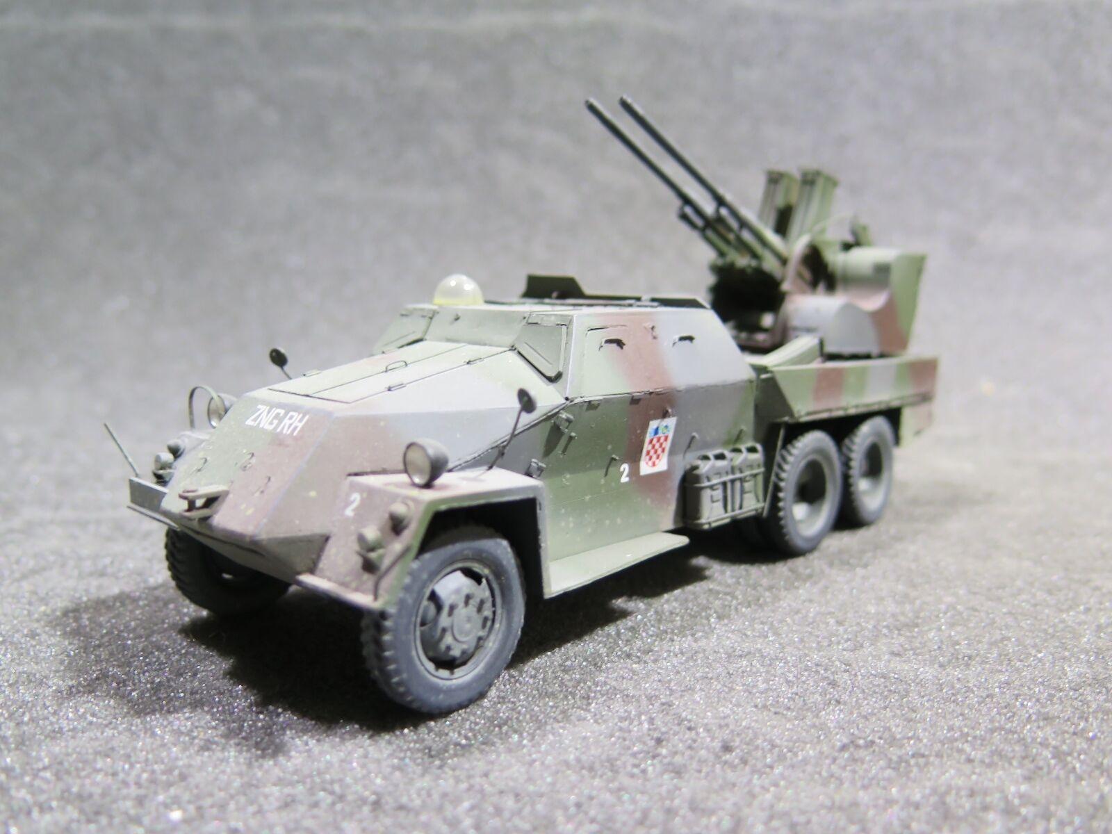 MI0977 1/35 PRO PRO PRO BUILT Resin Panzershop Czeck Praga PLDvK model 53/59 | Une Performance Supérieure  e91bbd