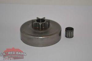 NOS oregon Sprocket kit 20879 3//8 x 8T Rim Stihl 045 056 vintage chainsaw