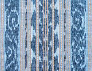 Ikat-Fabric-Gray-Homespun-Cotton-Hand-Dyed-amp-Hand-Woven-Orissa-India