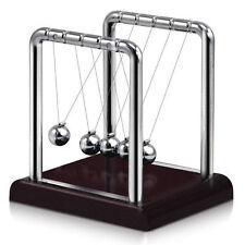 Newton's Cradle Steel Balance Ball Physics Science Pendulum Desk Fun Toy Gift