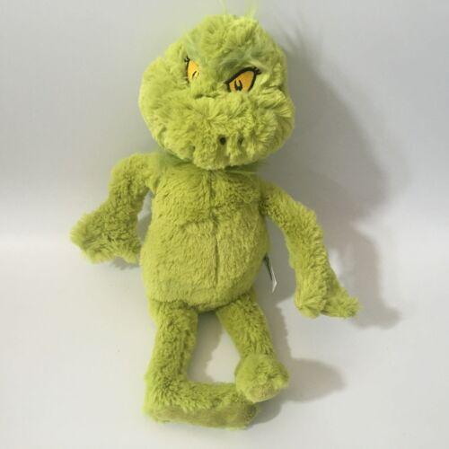 New Dr Seuss Grinch christmas Stuffed Animal toy 13 inch